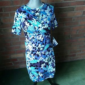 NWT Peter Pilotto for target floral dress large